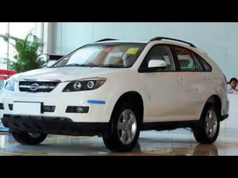 2017 BYD S6 Elegant Cars - YouTube