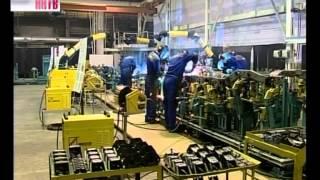 Производство рам для автомобилей Mitsubishi Pajero Sport на ГАЗе
