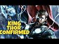 King Thor confirmed in Avengers 4    RUNE Thor