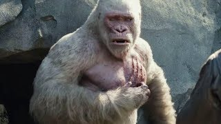 Рэмпейдж (2018)— русский трейлер 2