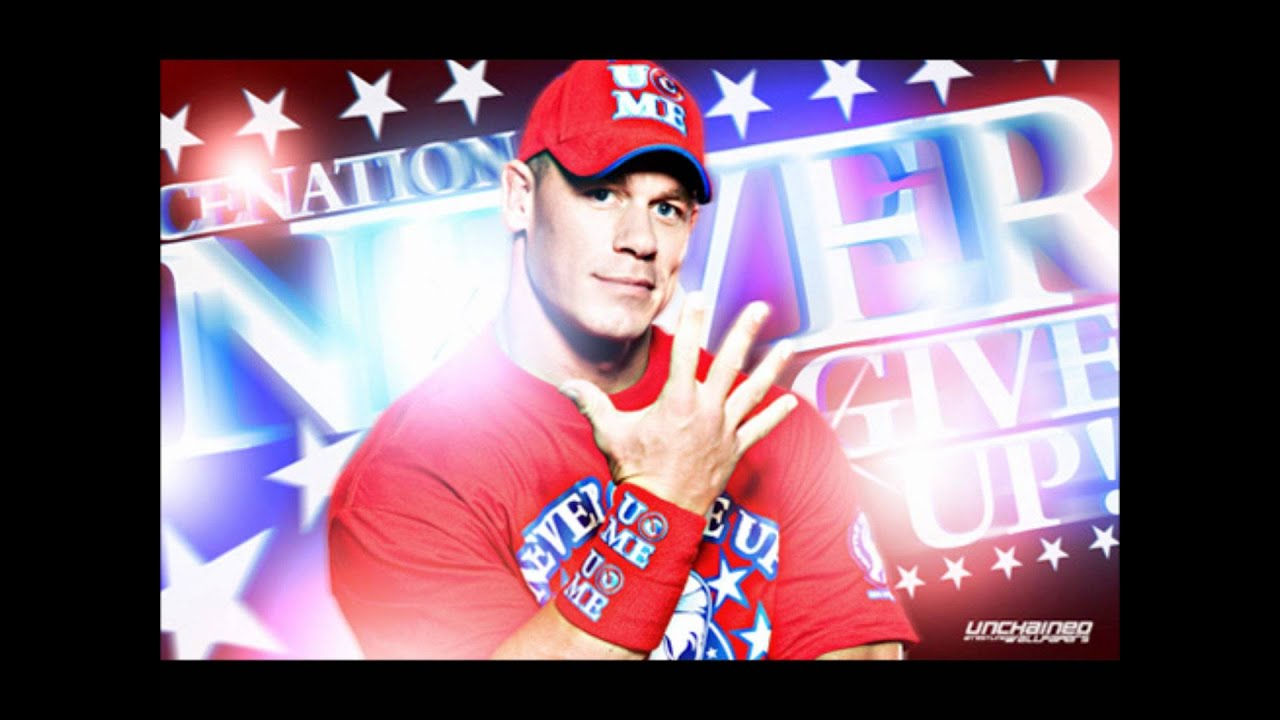 """""""The Time Is Now"""" by John Cena and Tha Trademarc (John"""