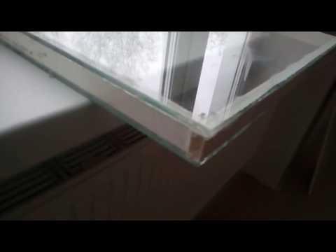 видео: Стеклопакет своими руками