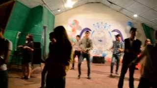 Вожатский танец. Лагерь Салем