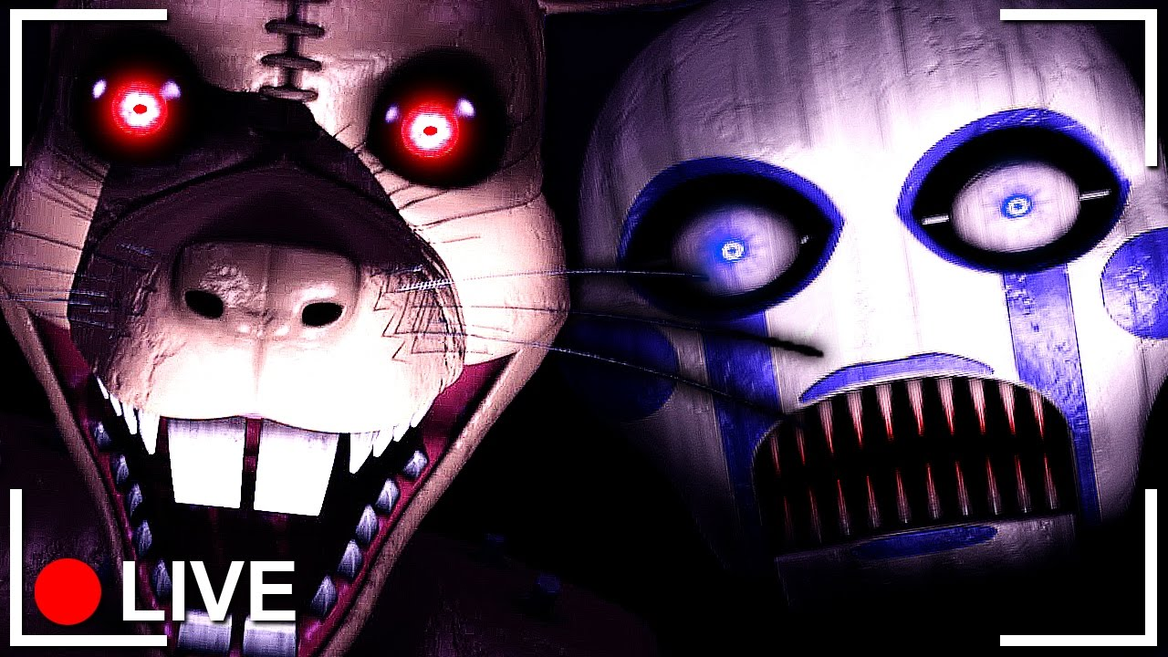 Five Nights At Candys 3 Full Gameplay