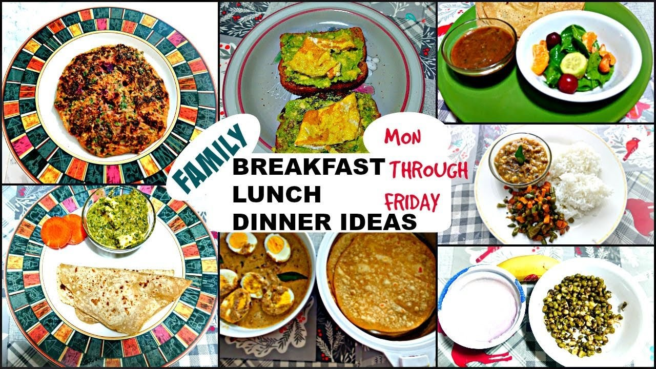 Healthy Indian Foodhealthy Diet Chart For Indian Family