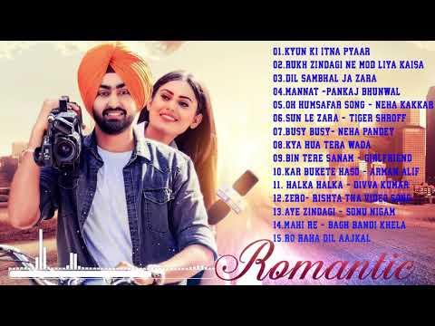 Romantic Hindi Songs 2019 ❤ Latest Bollywood Hindi Songs2019 ❤ Trending Indian Music