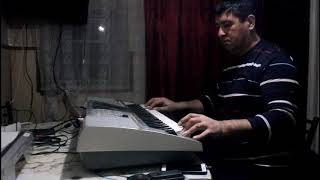 Из индийского фильма Наступит завтра или нет. Yamaha psr cover. azur music