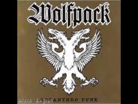 Wolfpack - Lycanthro Punk (FULL ALBUM)
