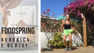 Jill Cooper - Aerobica e Glutei grazie a Foodspring