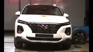 2019 Hyundai Santa Fe - Crash Tests