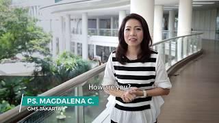 Download Video Semangat (Official Amsal Kehidupan Magdalena Christina) MP3 3GP MP4