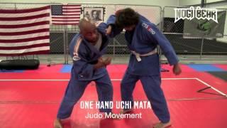 One Hand Uchi Mata with Sensei David Osaghae of Judo Movement – Nogi Bear䋢 PGL AGL