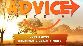 Download Advice Riddim (Promo Mix) [Dunwell Productions] February 2015 MP3 song and Music Video