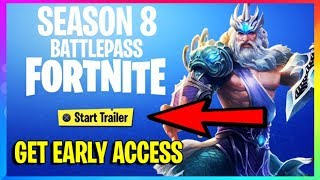 FORTNITE: Comment obtenir la saison 8 ACCESS EARLY - Dangers de le faire