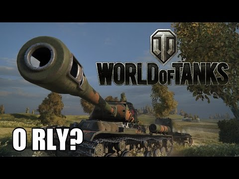 World of Tanks - O RLY?