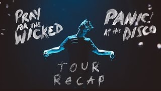 Panic! At The Disco - Pray For The Wicked Tour (Rock In Rio + Rewind Recap)