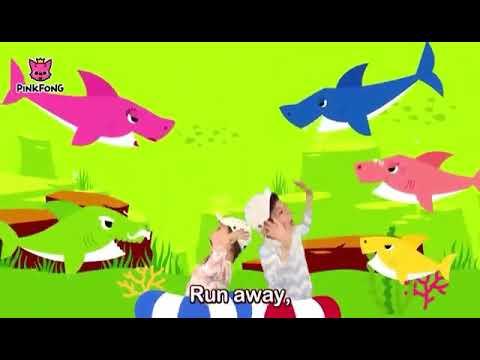 baby-shark---mamãe-tubarão---papai-tubarão---baby-sark---bebe-tubarão
