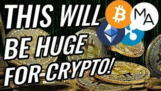 THIS Is MASSIVELY BULLISH For Bitcoin & Crypto Prices!