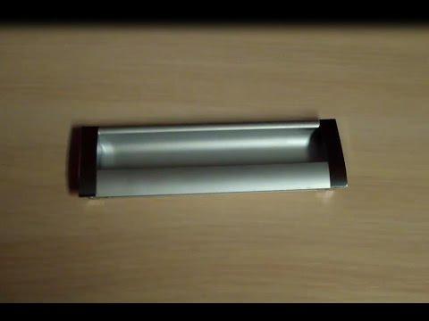 ручки для мебели врезные фото