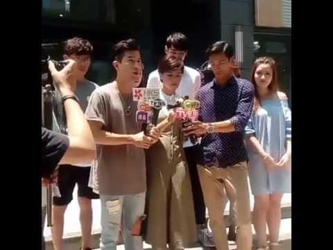 20160728 曾沛慈新戲開鏡記者會直播 - 媒體聯訪
