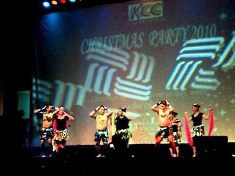 KCC Supermarket Group waka waka remix dance
