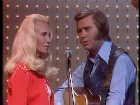 Tammy Wynette And George Jones - We're Gonna Hold On