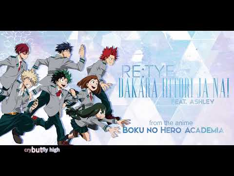 """Dakara, Hitori ja nai"" English Cover - My Hero Academia S2 ED1 (feat. Ashley)"