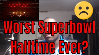 Worst Halftime Show Ever? Super Bowl 53 Halftime Show REACTION!