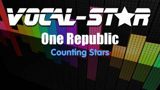 One Republic- Counting Stars (Karaoke Version) with Lyrics HD Vocal-Star Karaoke