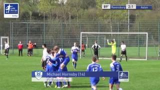 A-Junioren - FV Ravensburg vs. VfR Aalen 2-1 -  Michael Hornsby