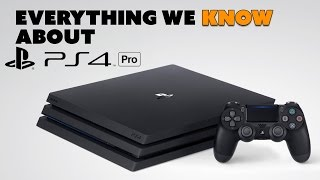Everything We Know About PlayStation 4 PRO (RIP Neo) - The Know Game News(Continuing the long tradition of super cool code names and slightly underwhelming official product names, the PS4 Neo has officially been unveiled as., 2016-09-07T23:03:37.000Z)