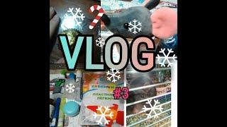 VLOG day 3 Шоппинг в ТЦ Разбор покупок
