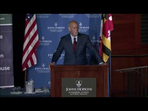 2017 Moore Center Symposium: Patrick McCarthy, president and CEO, Annie E. Casey Foundation