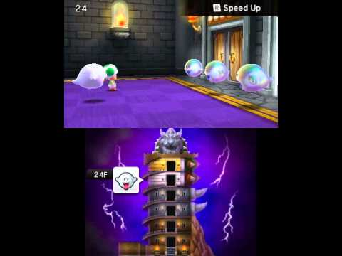 Mario Party Island Tour Bowser Tower Part