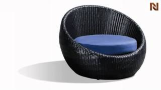 Outdoor Lounge Chair Vgcwk4068