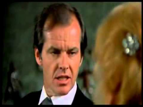 Jack Nicholson Go To The Mirror  Tommy 1975