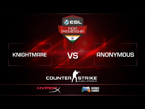 Knightmare VS Anonymous - Starter Cup 2 2016