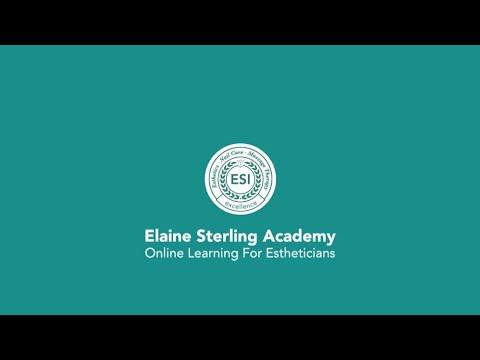 SMA Setup - Elaine Sterling Academy Online Learning For Estheticians