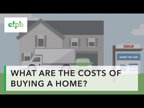 What Are the Costs of Buying A Home?