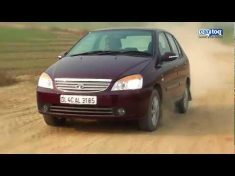 Tata Indigo eCS VX road test and video review by CarToq.com