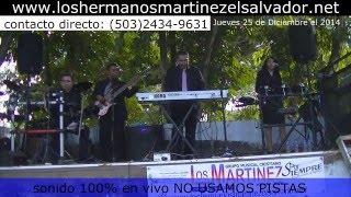 los hermanos martinez de el salvador 30 minutos de musica en vivo