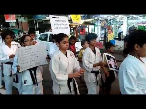 Mahesh Navale karate and dance association