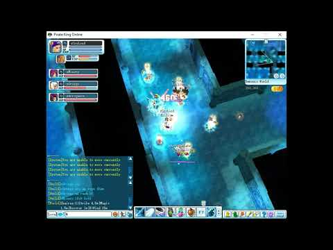 Demonic World Pirate King Online Port Royal V1