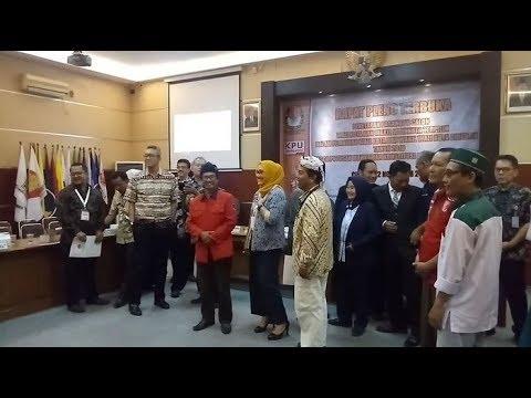 Sah! Nasrudin Azis-Eti Herawati Memenangi Pilwalkot Cirebon