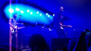 Keane live at The Fridge Brixton.. House lights and Back in time