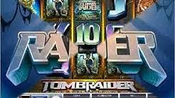 Bonus - Tomb Raider - slots - online casino