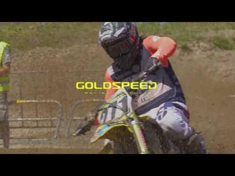 Malcolm Stewart on Goldspeed Wheels