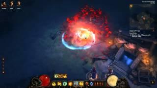 Diablo 3 - Monk Tank (Dodge) - Act 2 Inferno Farming Guide & Solo Belial - Pre 1.0.3