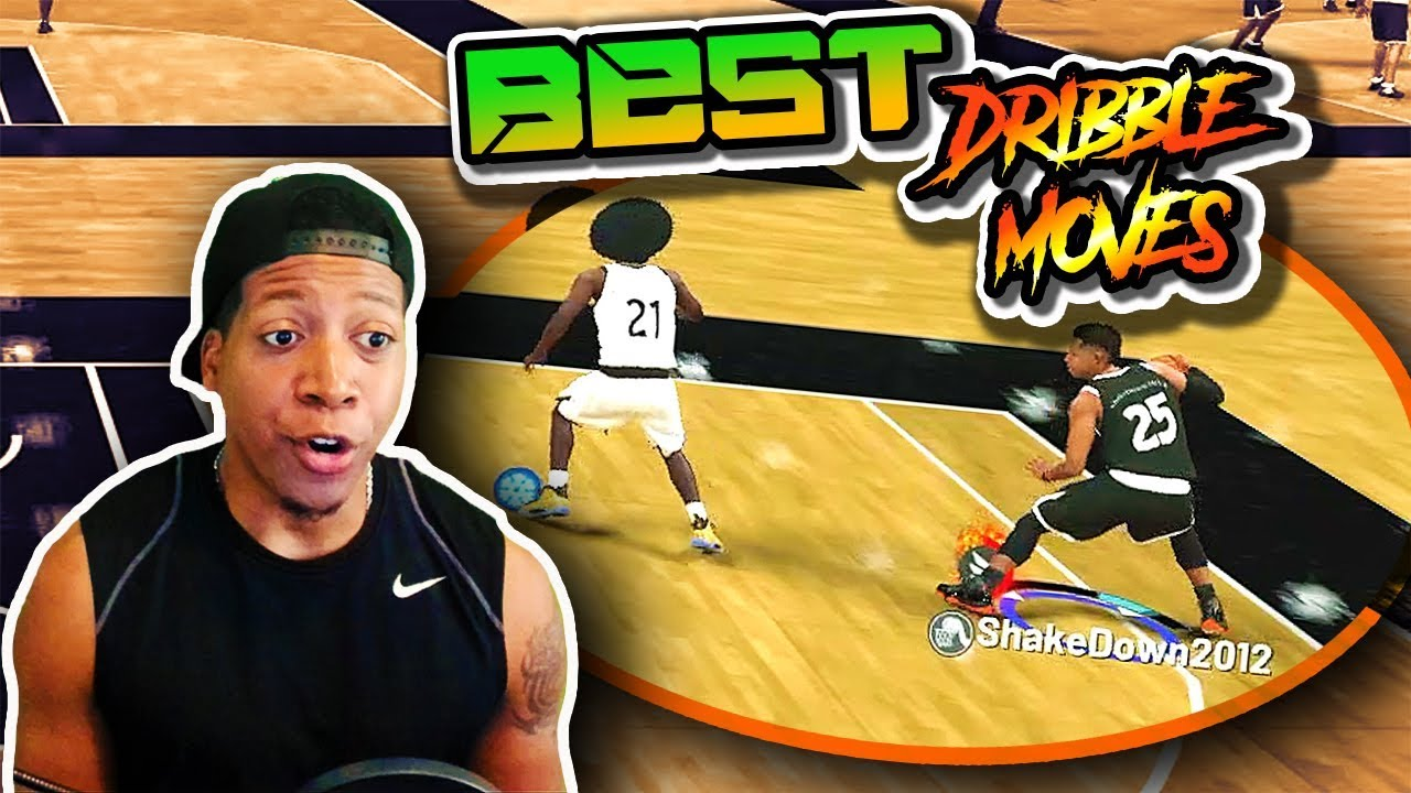 BEST DRIBBLES For A Slasher / Animations Update - NBA 2K19 JRC