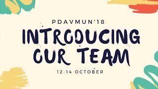 PDAVMUN'18 USGs